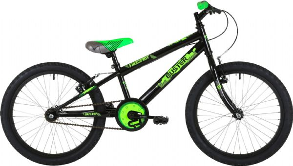 "Freespirit Buster 20"" Junior Boys Mountain Bike"
